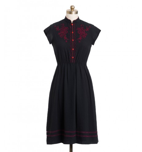 שמלת וינטג' סין