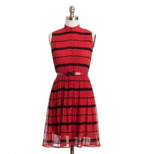 שמלת וינטג' חיפושית