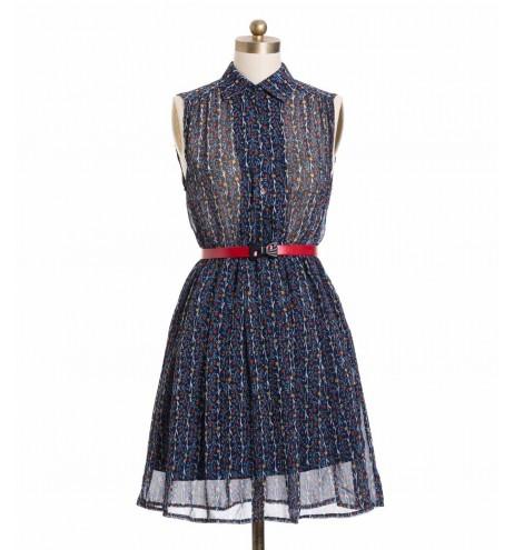 שמלת וינטג' קורטני