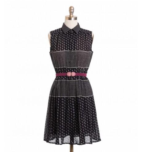שמלת וינטג' נינה