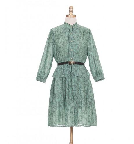 שמלת וינטג' יפנית