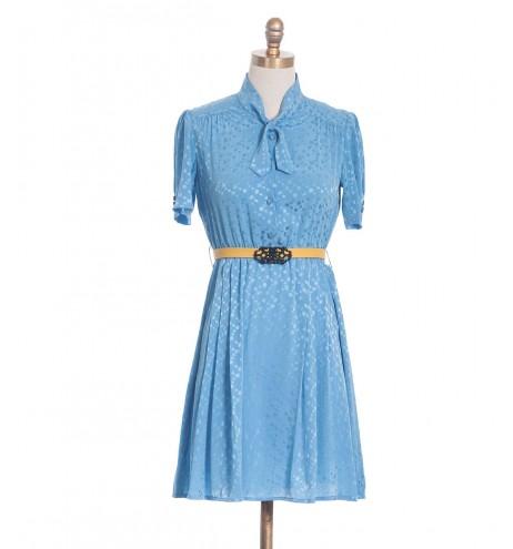 שמלת וינטג' צדפים