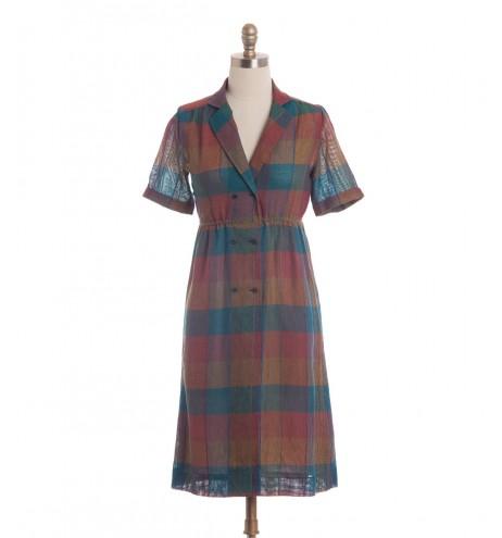 שמלת וינטג' ג'ואן