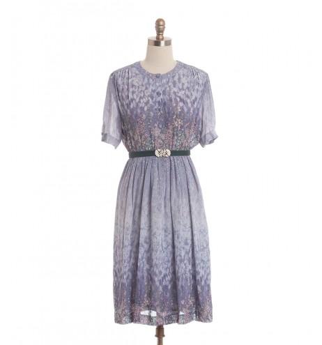 שמלת וינטג' מארני