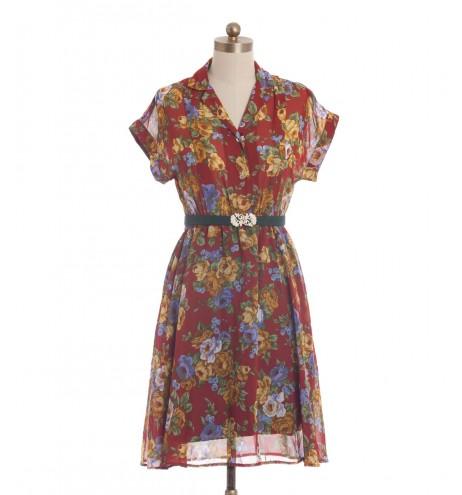 שמלת וינטג' מיטל