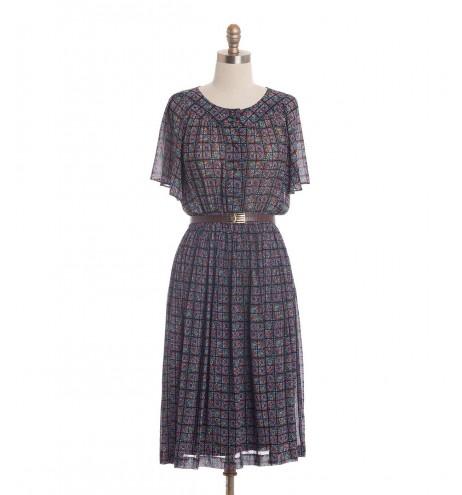 שמלת וינטג' ויטראז'