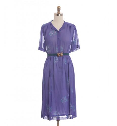 שמלת וינטג' ליבי