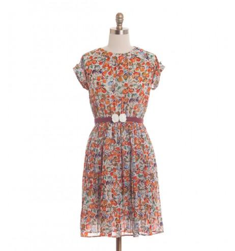 שמלת וינטג' ג'ייני