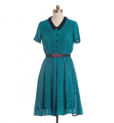 שמלת וינטג' מרגריטה
