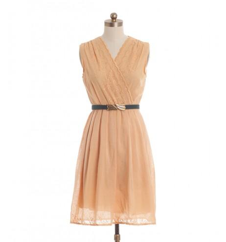 שמלת וינטג' פטיט