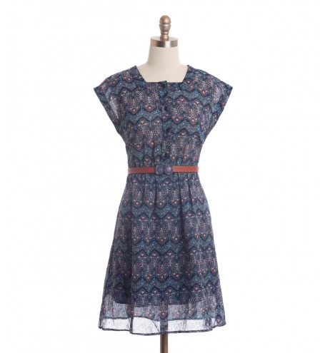 שמלת וינטג' אניטה