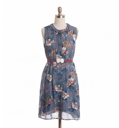 שמלת וינטג' רוזה