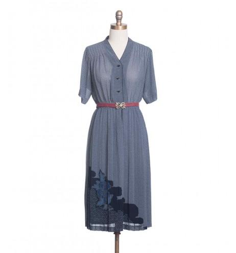 שמלת וינטג' היידי