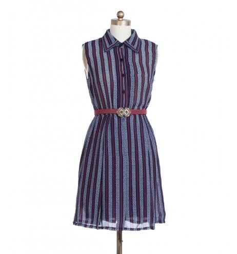שמלת וינטג' סיילור