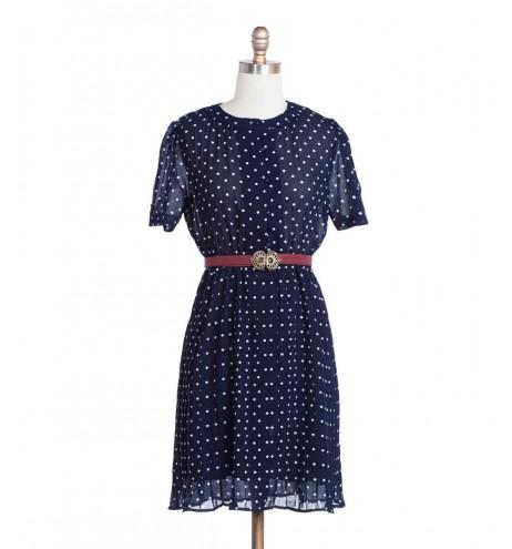 שמלת וינטג' קיץ מתוק
