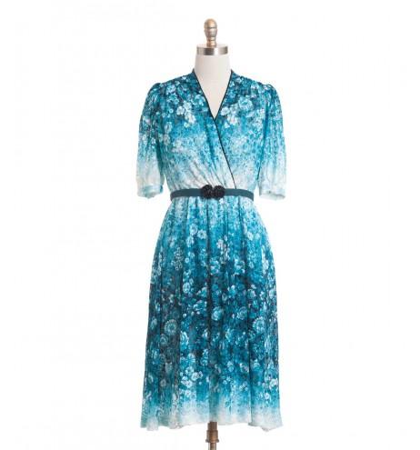 שמלת וינטג' מופלאה