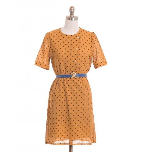 שמלת וינטג' סוניה