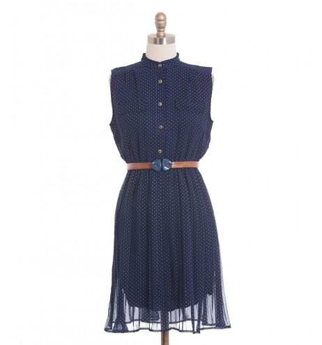 שמלת וינטג' סנדי