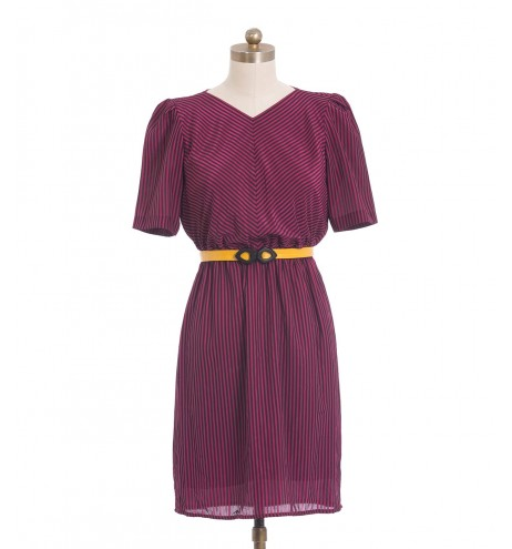 שמלת וינטג' בלה
