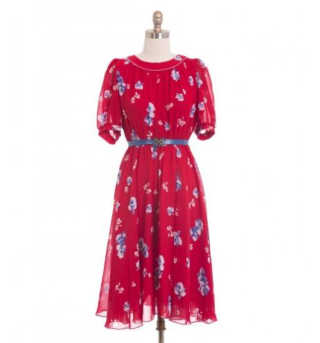שמלת וינטג' מישל