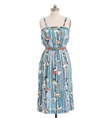 שמלת וינטג' אמצע הקיץ