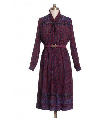 שמלת וינטג' מילי