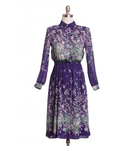 שמלת וינטג' דון
