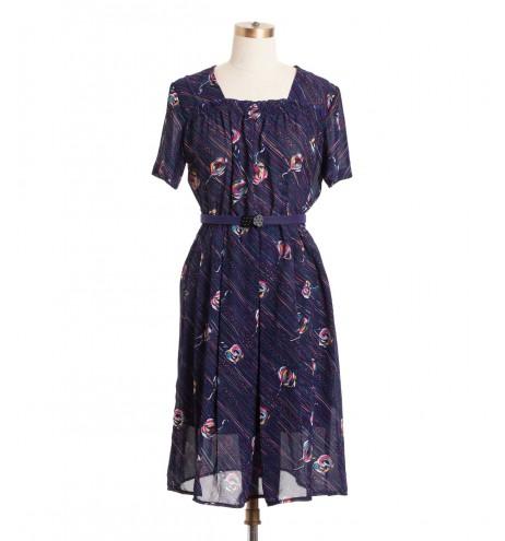 שמלת וינטג' טלי