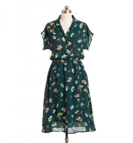 שמלת וינטג' נלי