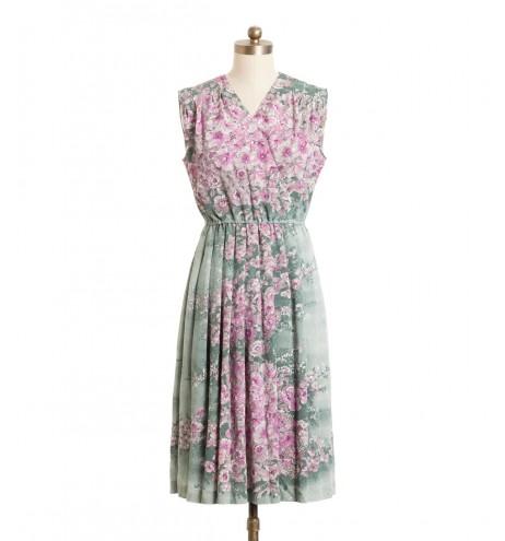 שמלת וינטג' אפריל