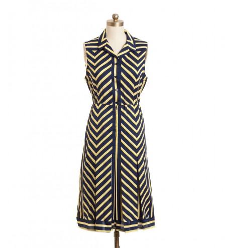 שמלת וינטג' ליזה