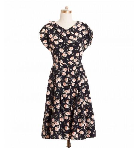 שמלת וינטג' סטפני