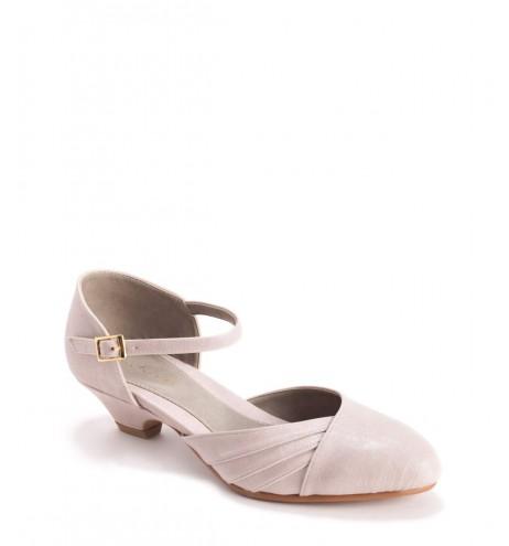 נעלי בלאנש ורוד מנצנץ