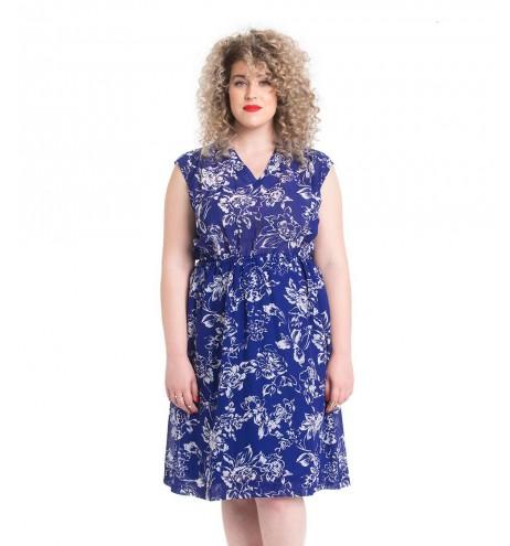 שמלת וינטג' הוואי