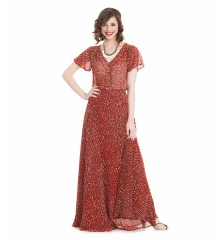 שמלת פריסילה בריק לבבות