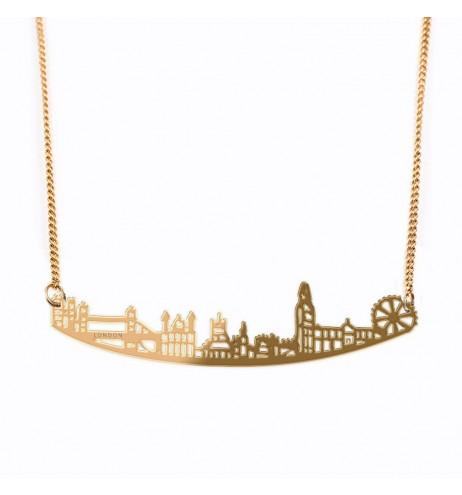 שרשרת לונדון זהב