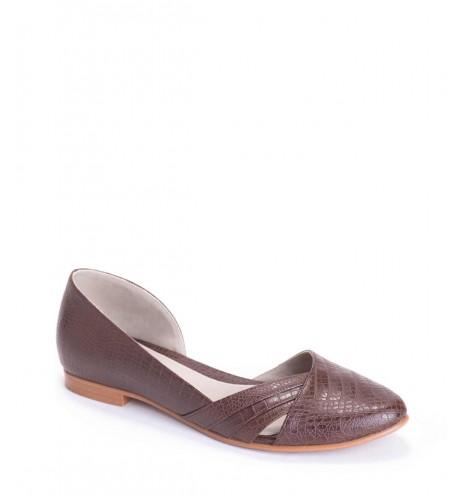 נעלי לואיז חום