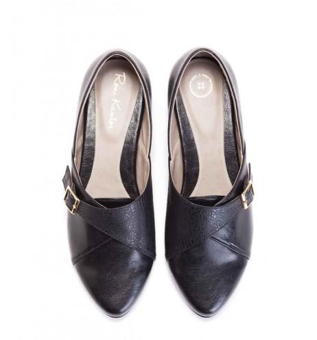 נעלי מייבל בצבע שחור