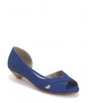 נעלי נובה כחול