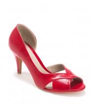נעלי סרינה אדום