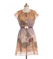 שמלת וינטג' אוקטובר