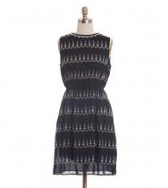 שמלת וינטג' אצילית