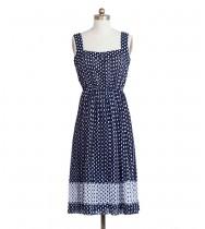 שמלת וינטג' מלאני