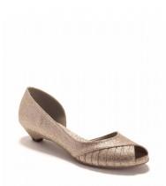 נעלי כלה אינגריד זהב