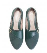 נעלי מייבל בצבע ירוק