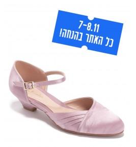 נעלי בלאנש סאטן
