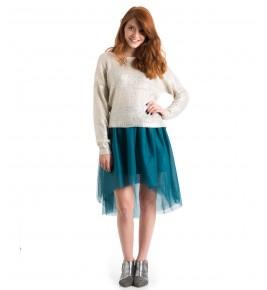 חצאית לקסי - מידות 0 עד 4