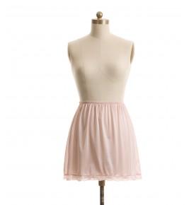 חצאית קומבניזון ורודה One Size
